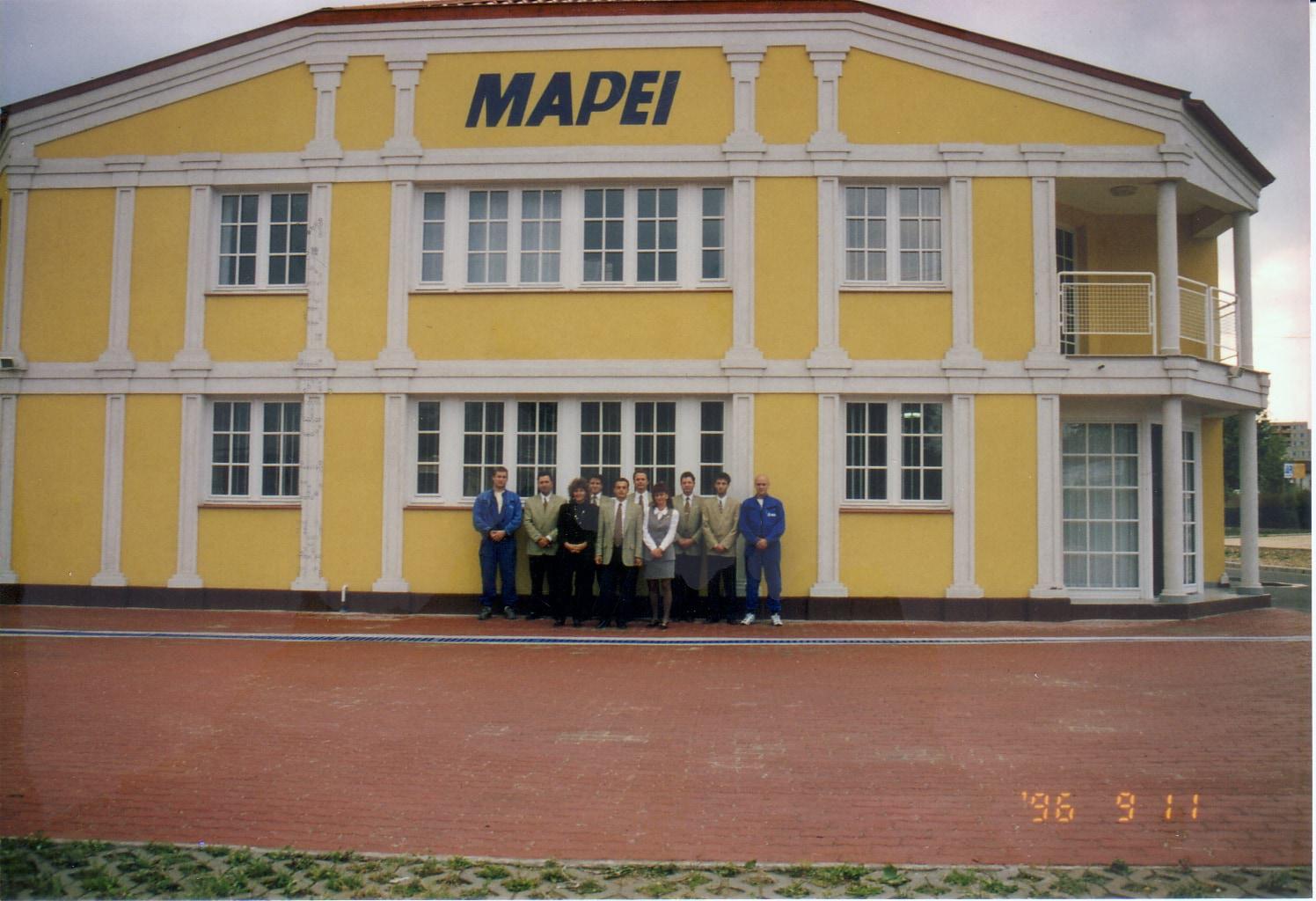 MApei magyarország 1996