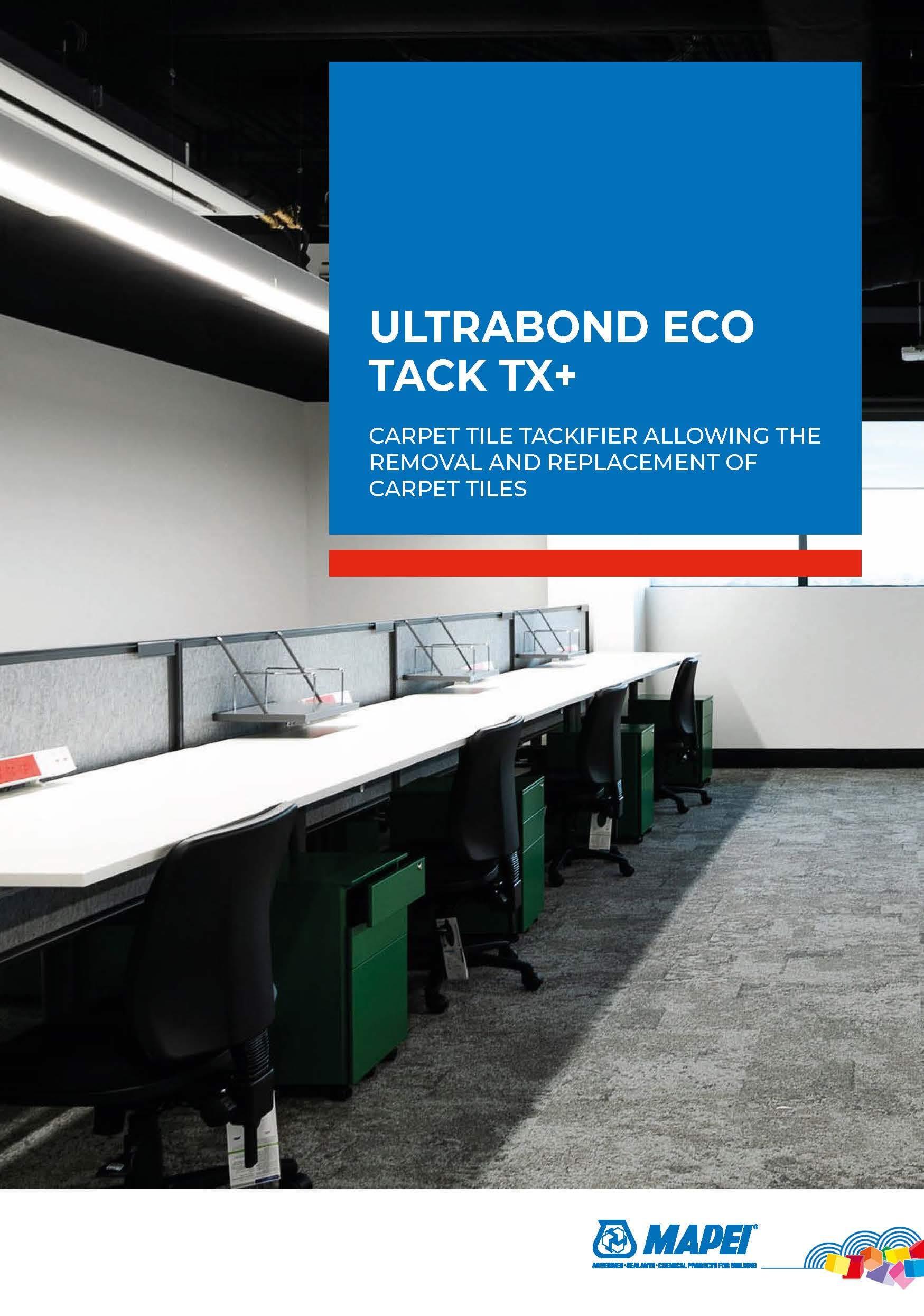 ULTRABOND ECO TACK TX+
