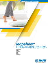 Mapeheat Systems product catalog