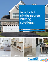 Residential single-source building solutions