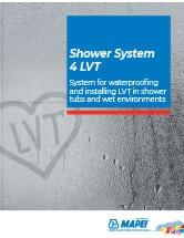 en-Shower System 4 LVT System Guide