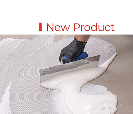 """Control the Gap"" with MAPEI's new adhesive"