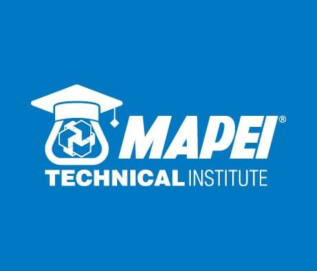 MAPEI moderniza el logo de su instituto y programa de capacitación