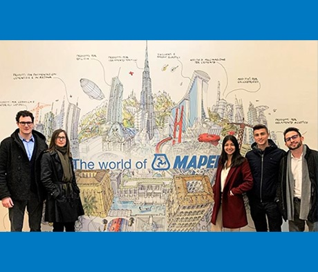 MAPEI invests in talent and training