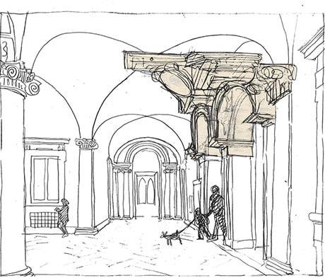 Augmented Architecture: MAPEI with Cino Zucchi at the FuoriSalone 2021