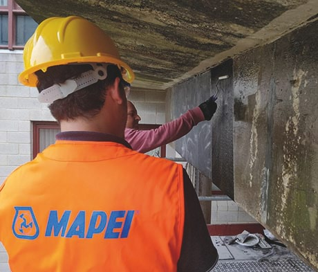 Mapei strengthens expectations in University of Essex structural repair.