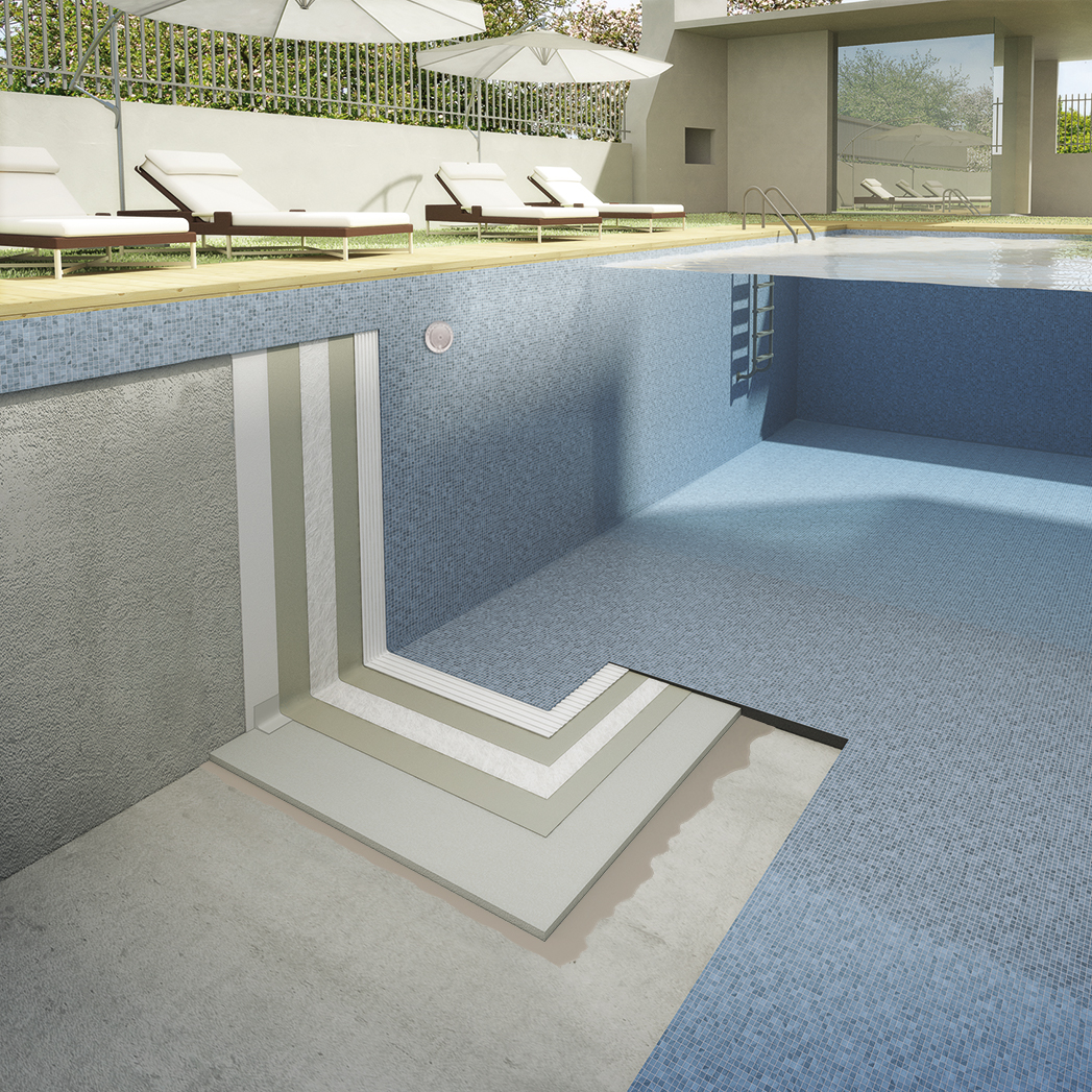 MAPEI Pool System