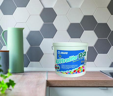 Mapei's Ultralite® D2 offers more for your money.