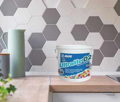 Mapei Ultralite D2 Tiling Adhesive