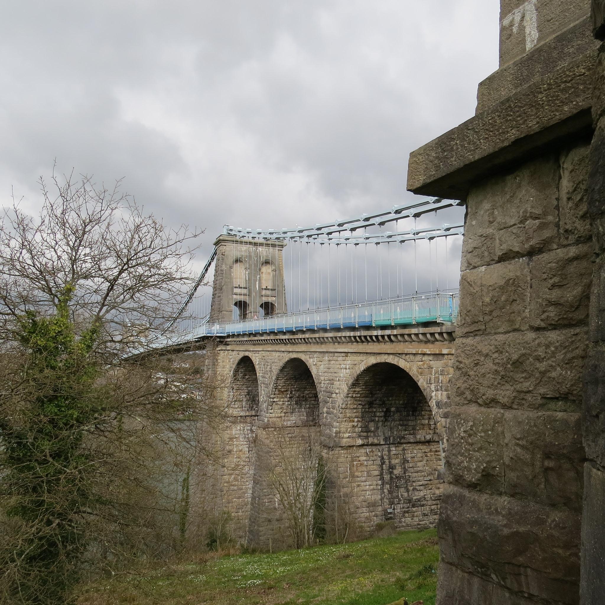 Menai Bridge 01