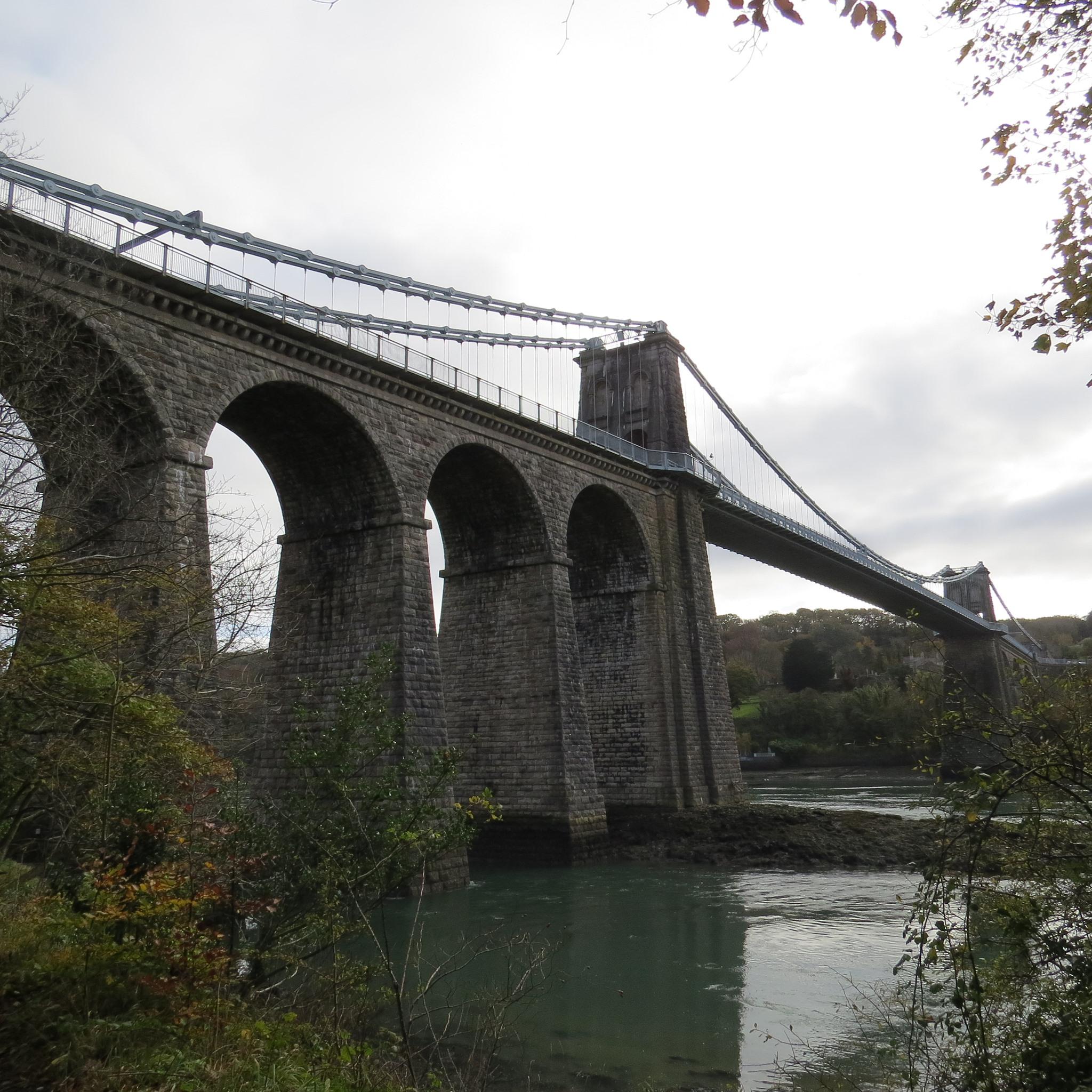 Menai Bridge 02