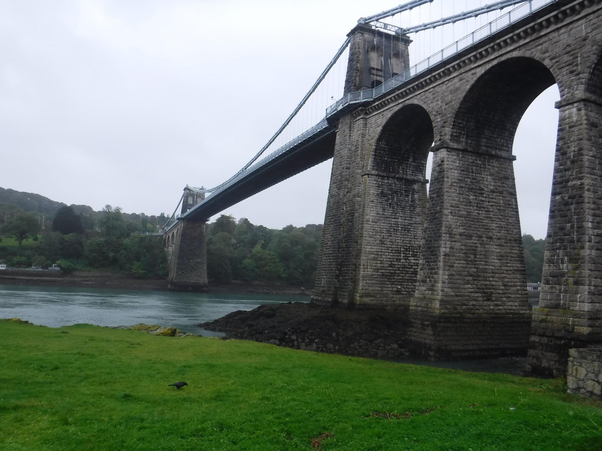 Menai Bridge 04