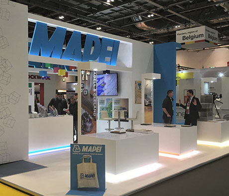 Mapei to exhibit at Futurebuild 2019.