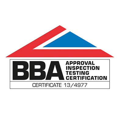 Mapetherm EPS EWI system gets BBA Certified