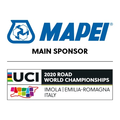 The 2020 UCI Road World Championships will take place in Imola and the Emilia-Romagna region (Italy).