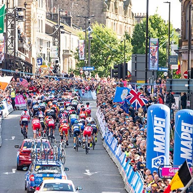 The UCI provides update on 2020 UCI Road World Championships.