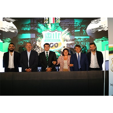 A Celebration of the Centenary of Sassuolo Calcio!