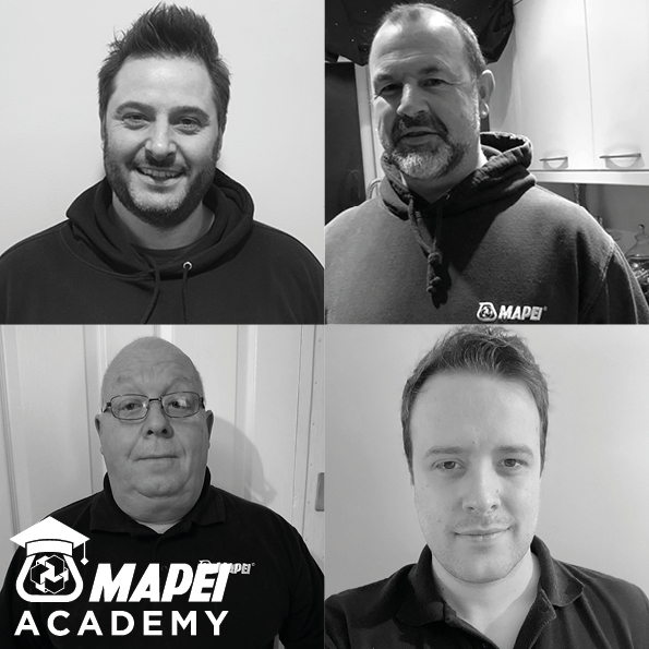 Mapei is pleased to present their free online bitesize training courses.