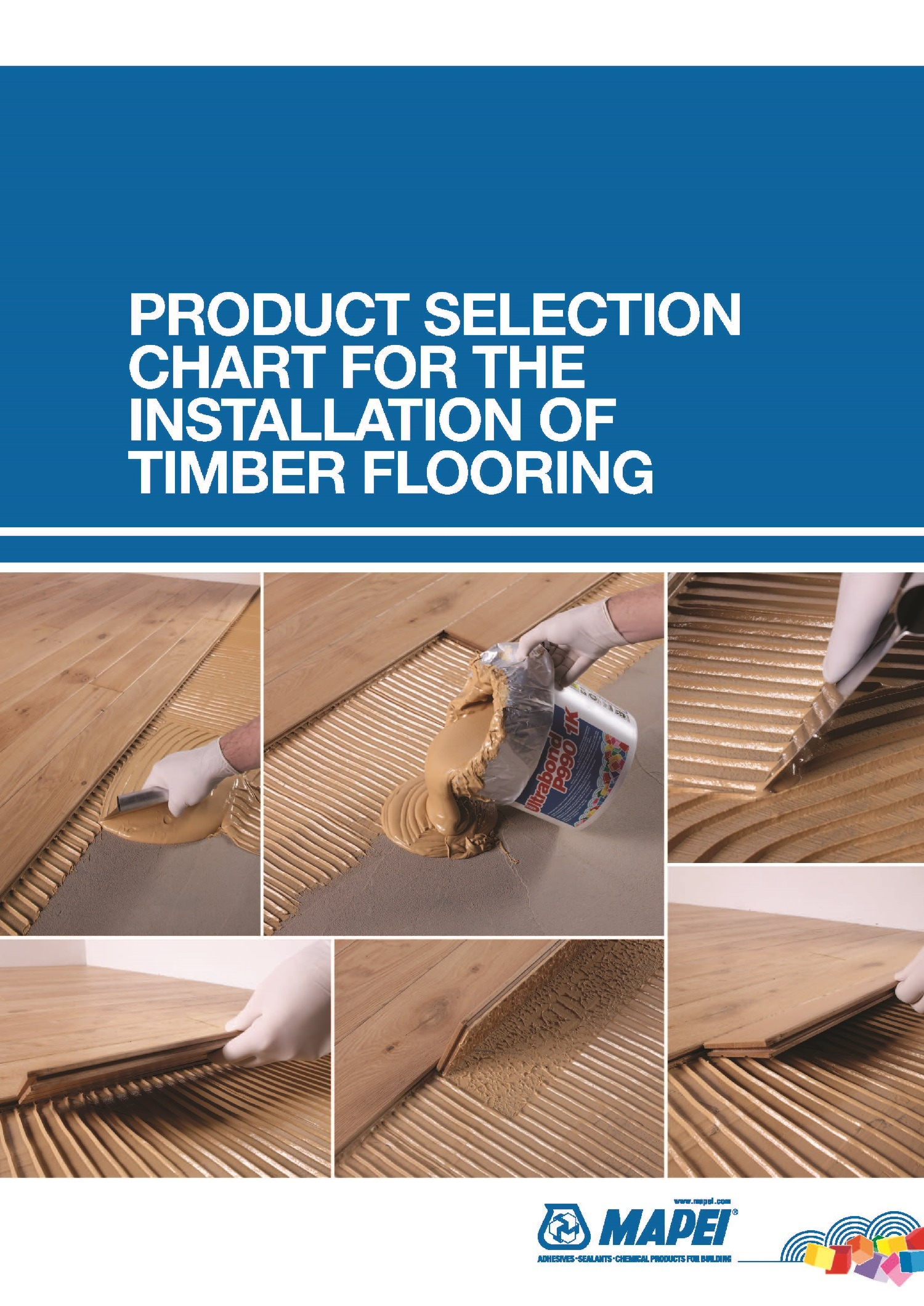 Timber Installation Selection Booklet