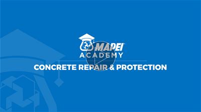 CONCRETE REPAIR & PROTECTION