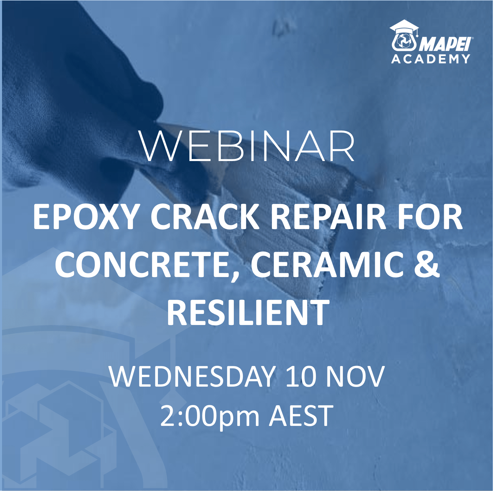 Magnews - Epoxy Crack Repair for Concrete, Ceramic, & Resilient-min