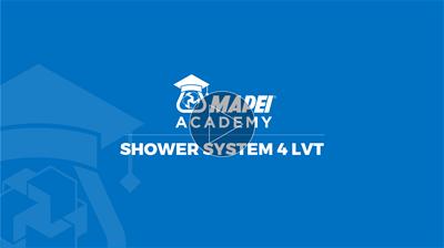 SHOWER SYSTEM 4 LVT