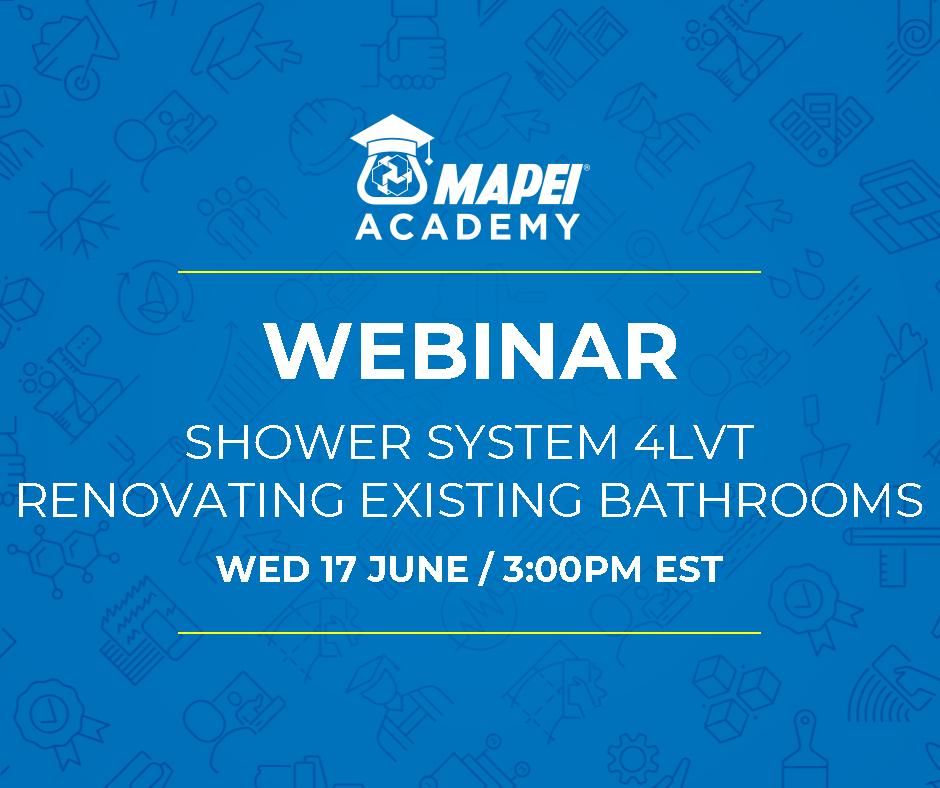 Webinar Facebook Post - Showers 4LVT 17 Jun