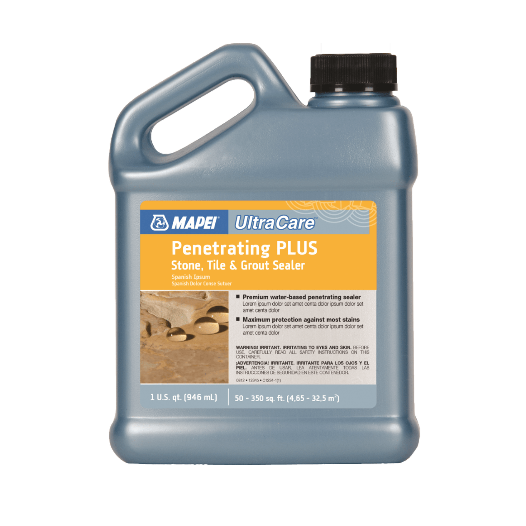UltraCare Penetrating Plus Stone, Tile and Grout Sealer