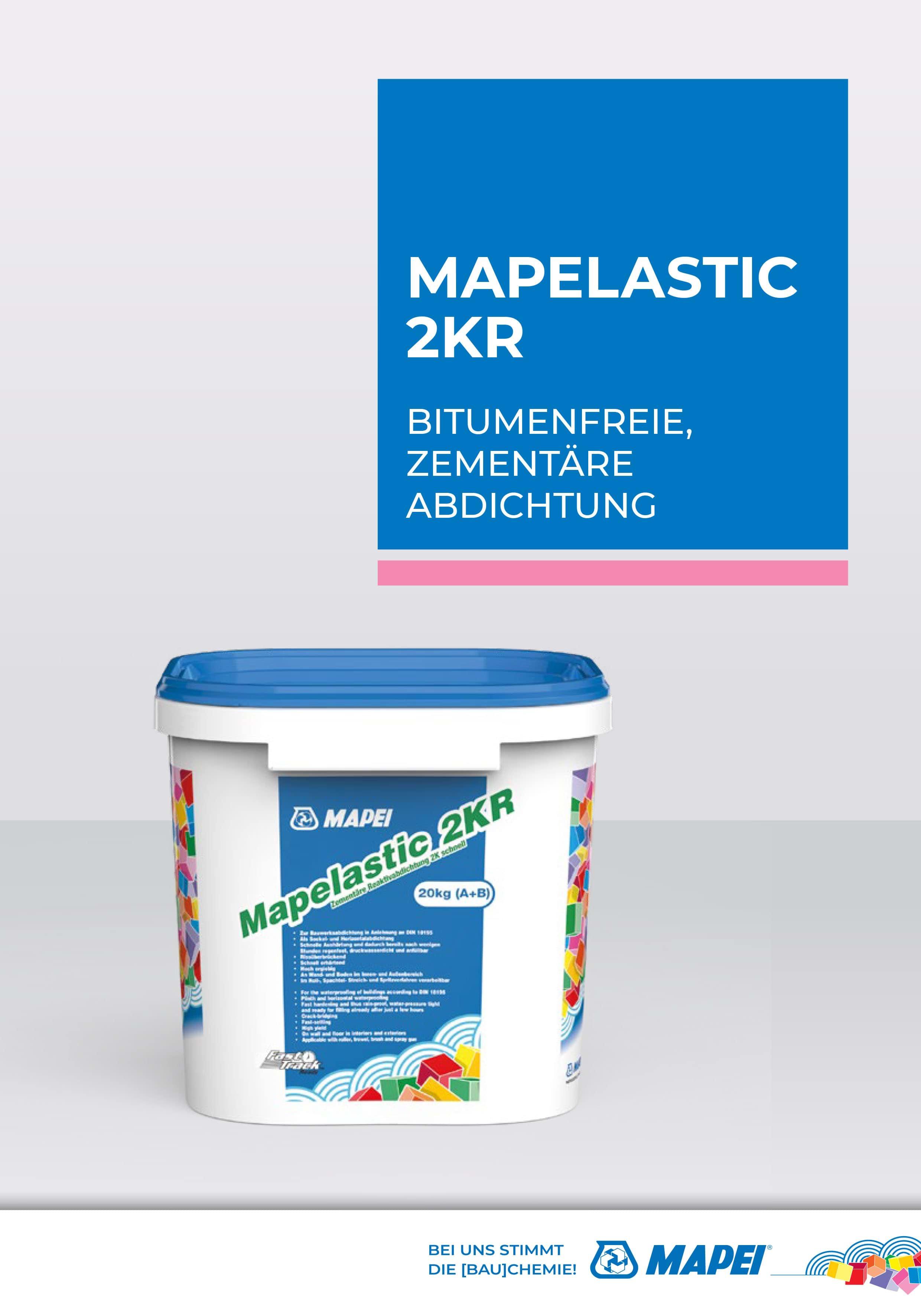 Mapelastic 2KR