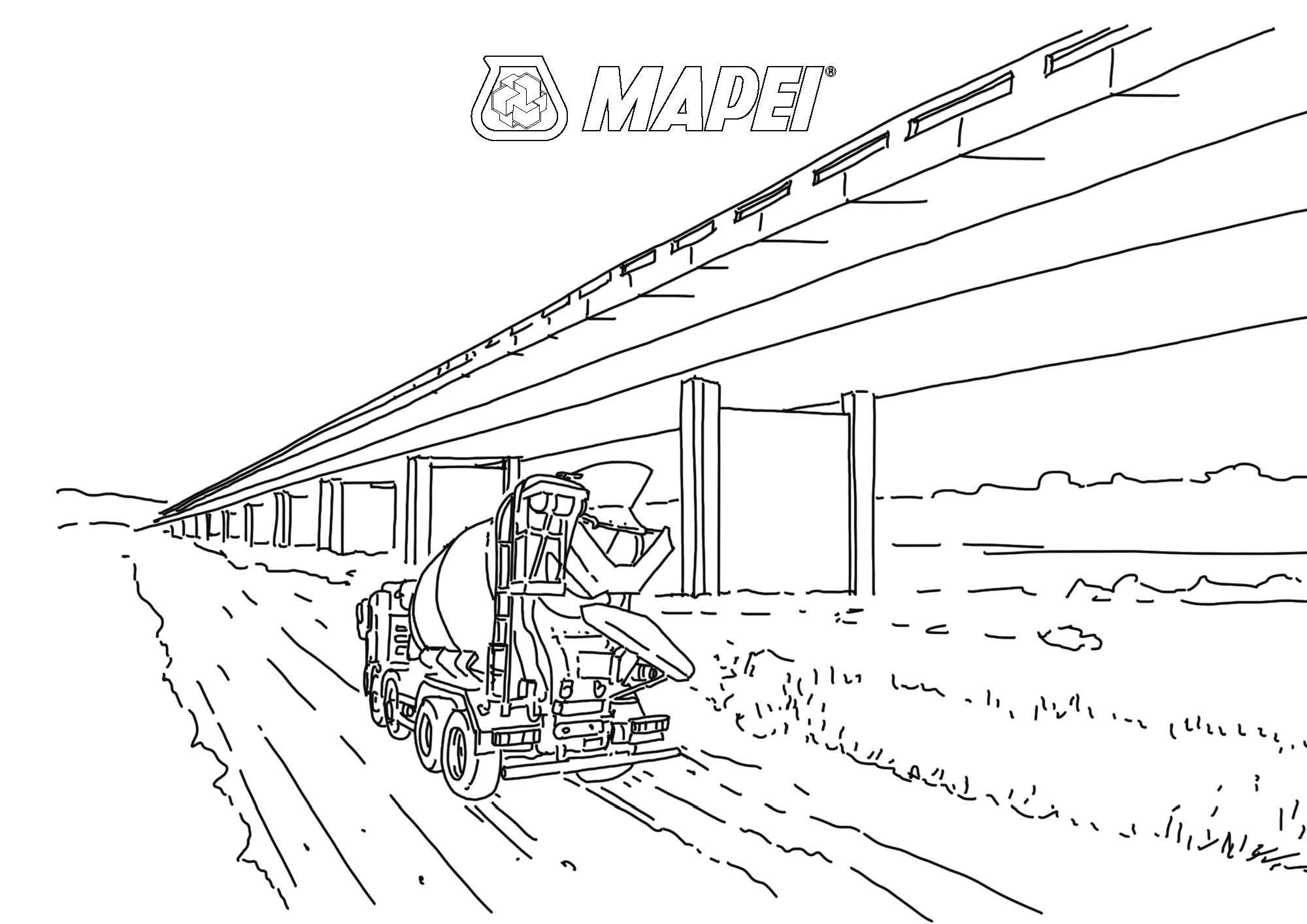 Brücke und Mischer