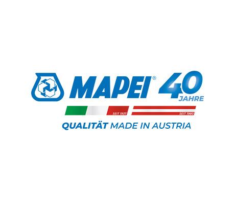 40 Jahre MAPEI Austria – 40 Jahre Bau-Qualität Made in Austria