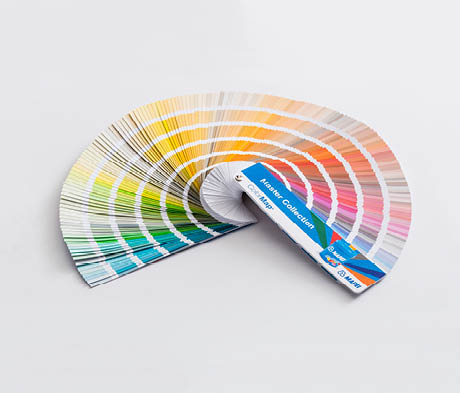 Master Collection: Das neue Farbkonzept für Wandbeschichtungen