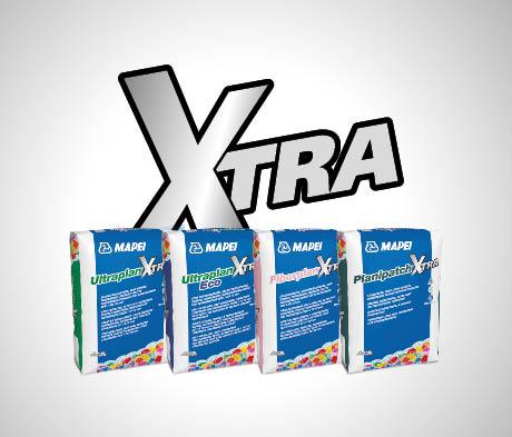 Die selbstverlaufenden Bodenspachtelmassen der Xtra-Klasse