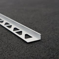 Winkelprofil, Alu silber, 8mm, Nr: 1198S3, Front; Fotocredit: Denise Frunza