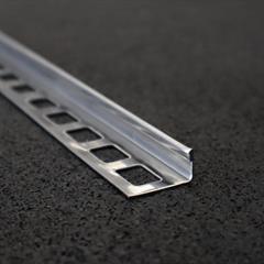 Winkelprofil, Edelstahl glänzend, 10mm, Nr: 11910E3, Front; Fotocredit: Denise Frunza