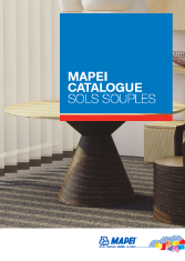 Mapei catalogue - Sols souples