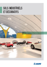 Mapei - Sols industriels et décoratifs