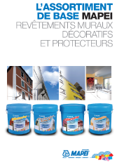 Mapei - Assortiment de base Coatings