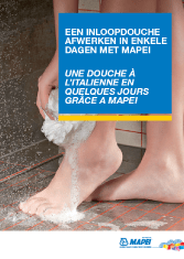 Mapei - Une douche a l'italienne