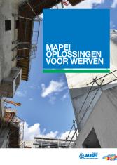 Mapei - Oplossingen voor werven