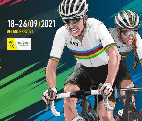 MAPEI, partenaire principal des Championnats du monde 2021 de cyclisme sur route, se mobilise avec d'anciens champions cyclistes en faveur des victimes des inondations