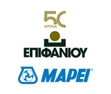 Σε νέα συνεργασία για την Κυπριακή αγορά προχωρά η Mapei Hellas