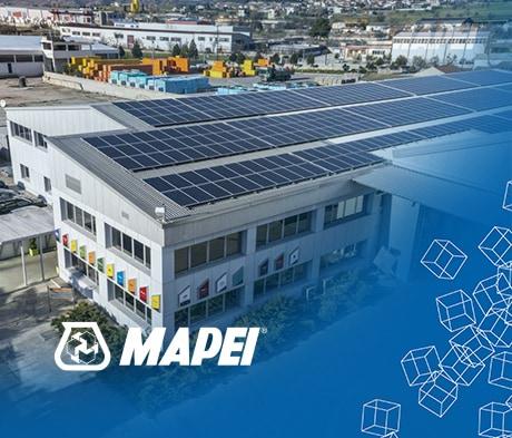 Mapei Hellas: Λειτουργία νέας αποθηκευτικής μονάδας στη Θεσσαλονίκη