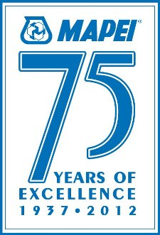 Happy Birthday Mapei - 75 years of Excellence