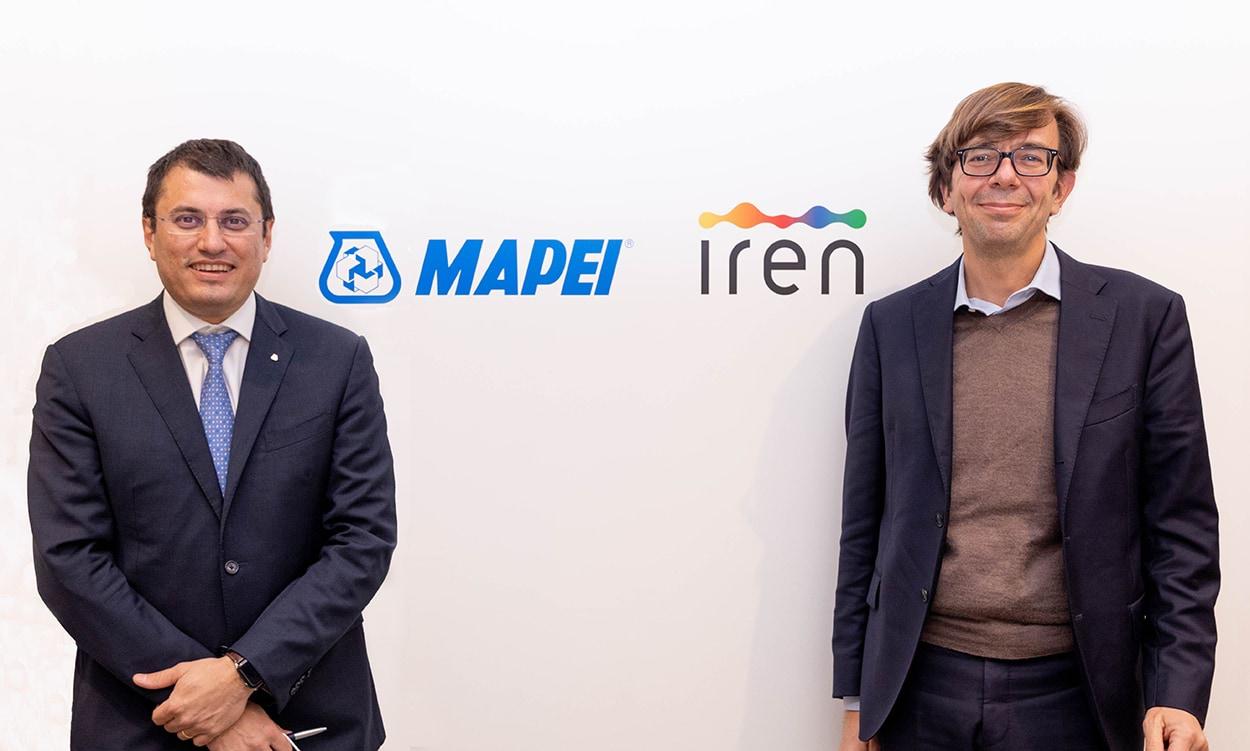 Mapei và Iren: thỏa thuận kinh tế tuần hoàn về việc tái sử dụng polymer tái chế cho cơ sở hạ tầng đường bộ