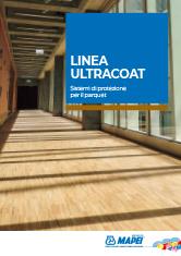 Sistemi di protezione per il Parquet: Linea Ultracoat