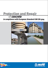 EN 1504: Protection and Repair of concrete