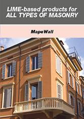 MapeWall: Lime-Based Products for All Types of Mansonry