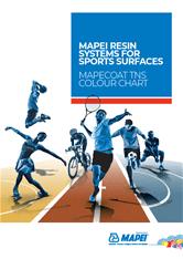 Mapecoat TNS Colour Chart cover