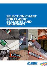 Selection Chart for Elastic Sealants and Adhesives